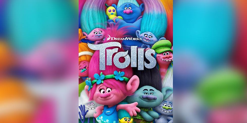 Trolls (U)