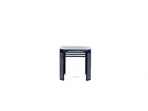 Compasso End Table