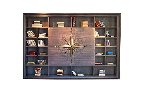 Compasso Bookcase