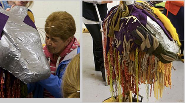 Workshop 4:  Creature Head WIP