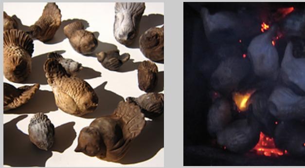 Workshop 4: Pitfired Ceramic Birds