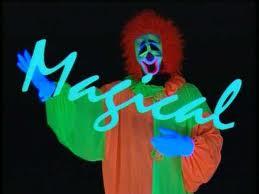 groovyuv clown