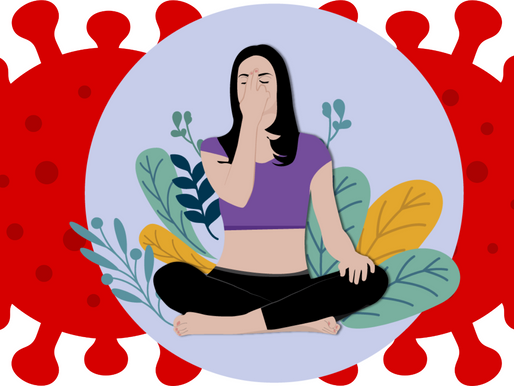 Can Pranayama Help us Fight COVID-19? Let's Find Out!