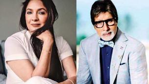 "As Maharashtra Lockdown Eases, Amitabh Bachchan and Neena Gupta Resumes Work for ""Goodbye"""