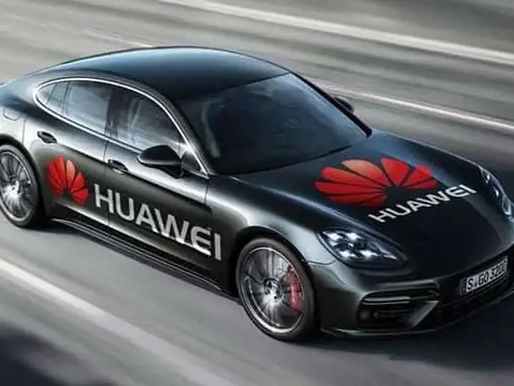 Huawei, the Chinese Tech Giant aims to reach driverless car technology by 2025