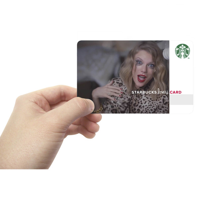 STARBUCKS [LOVERS] CARD