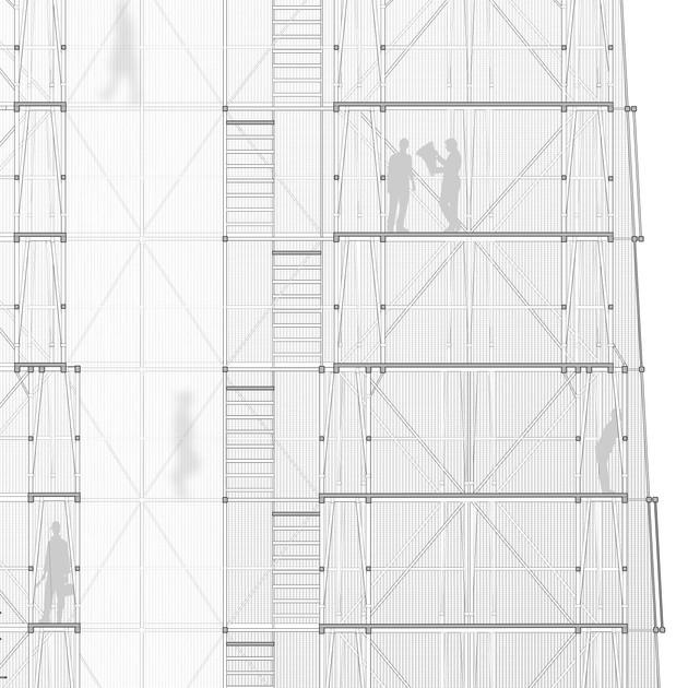 WATTS TOWERS - LACMA RESTORATION