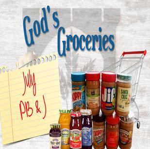 Gods Grocery July
