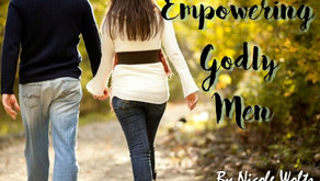 10 steps for Empowering your husband to be a man of God.