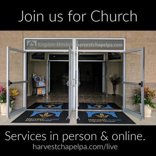 Join us for Church