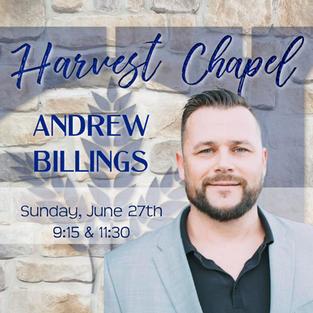 Andrew Billings
