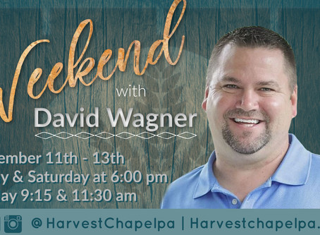 A Weekend with David Wagner