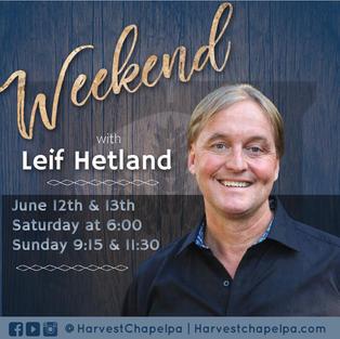 Leif Hetland