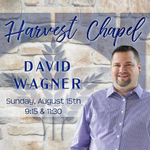 David Wagner | August 15th