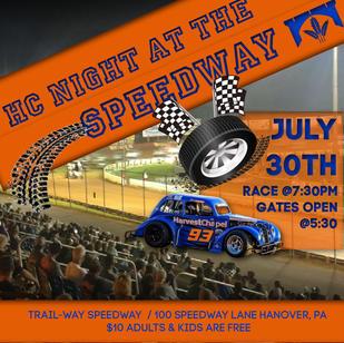 HC Night at the Speedway