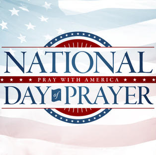National Day of Prayer May 6th