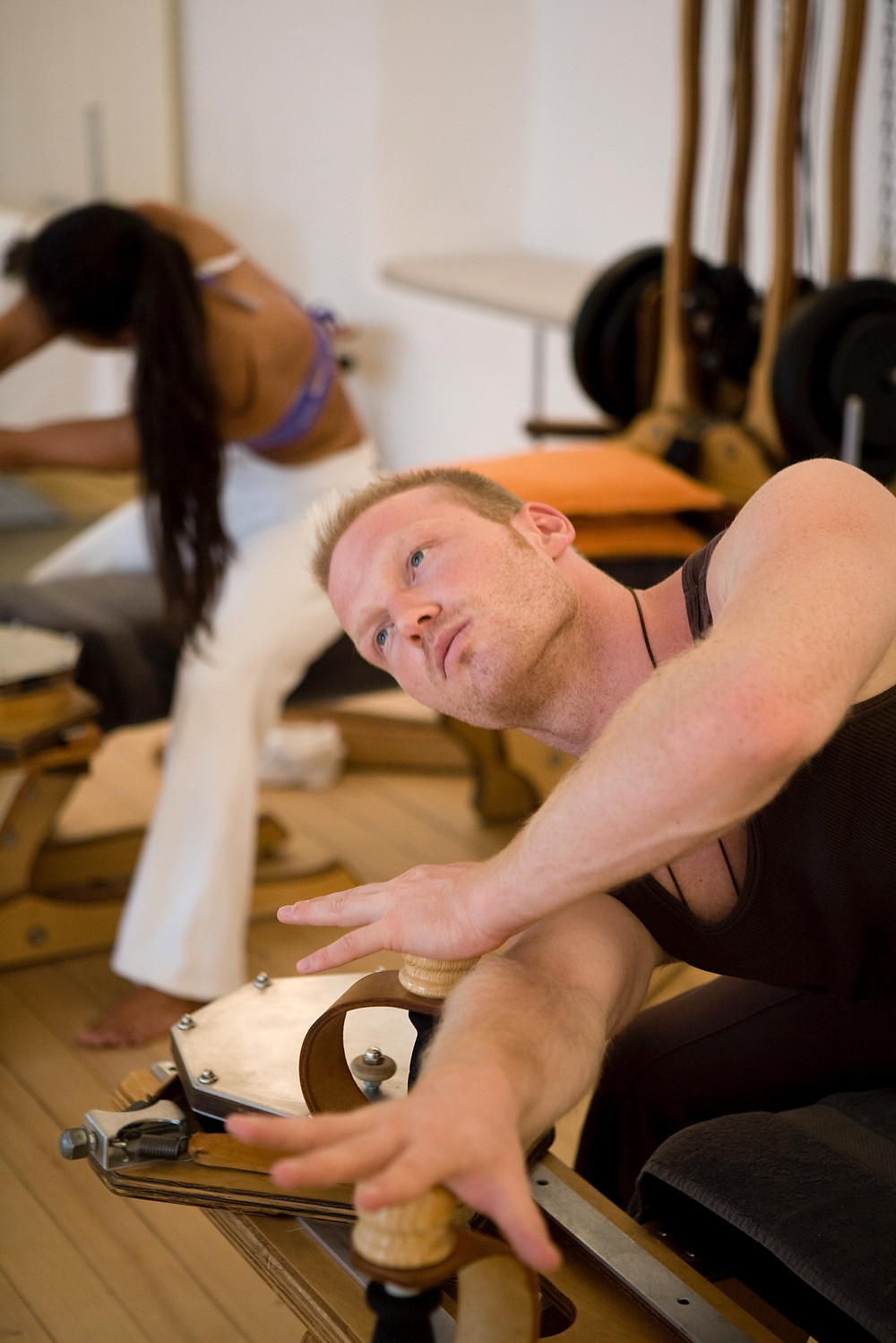 Gyrotonic Training at Muladhara Studio Zurich