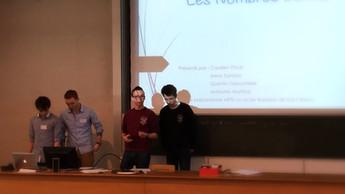 L'Atelier Mathématique qualifié pour la finale du Prix André Parent 2016