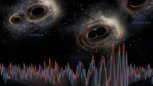 détection d'ondes gravitationnelles