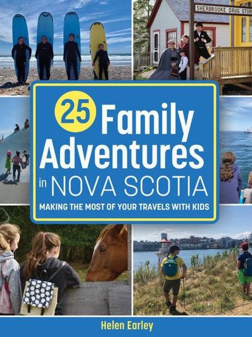25 Family Adventures in Nova Scotia