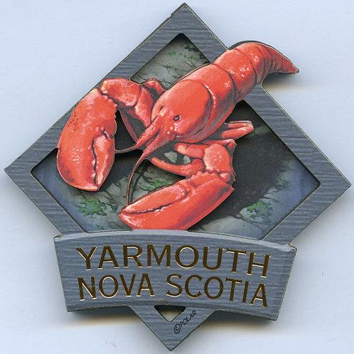 Yarmouth Nova Scotia magnet