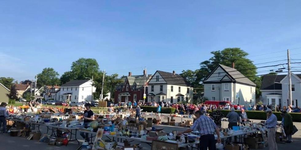 POSTPONED to summer 2021- Annual Yard Sale