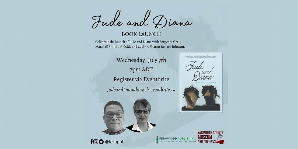 Jude and Diana Book Launch