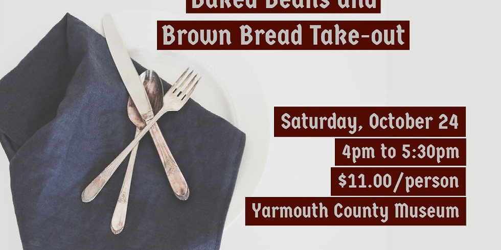 Baked Beans and Brown Bread Take-Out