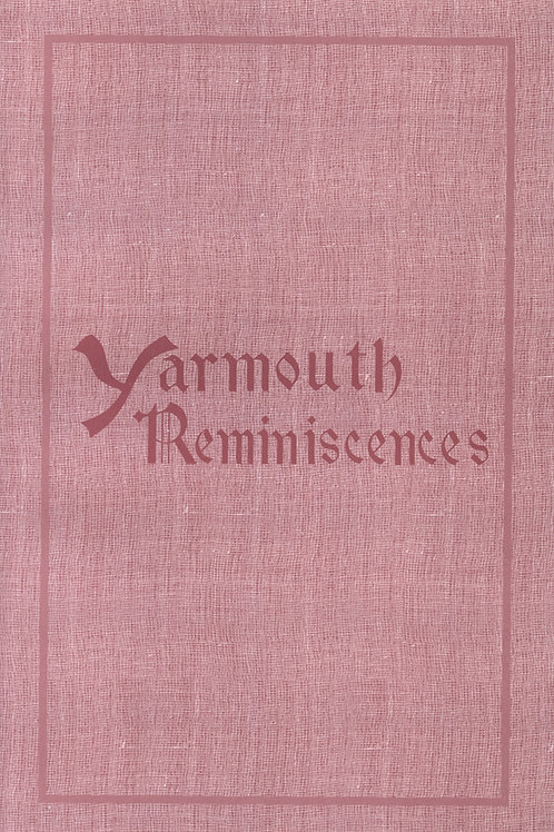 Yarmouth Reminiscences
