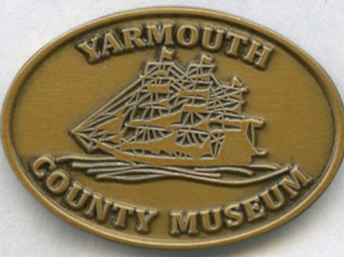 Yarmouth County Museum pin