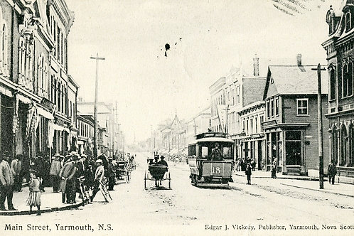 Yarmouth Street Railway archival package