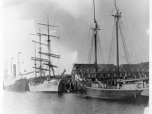 Shipping in Yarmouth 1850-1900