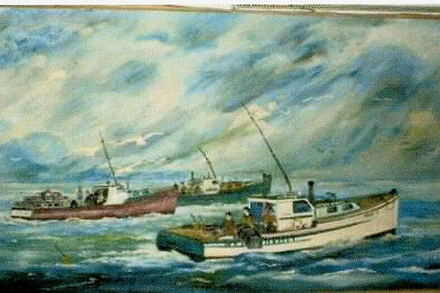 Collection of Yarmouth Artists archival package