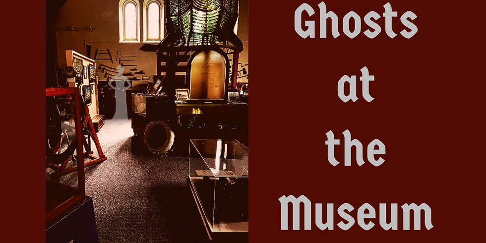Ghosts at the Museum