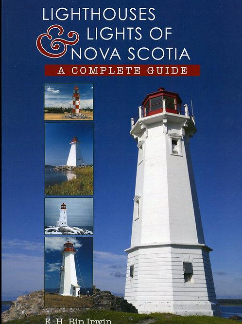 Lighthouses & Lights of Nova Scotia