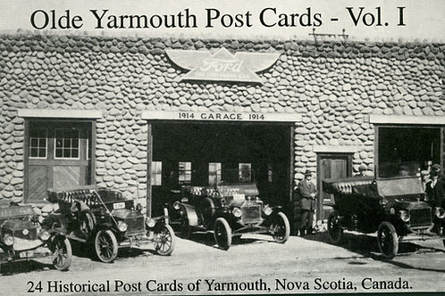Olde Yarmouth Post Cards- Vol. 1