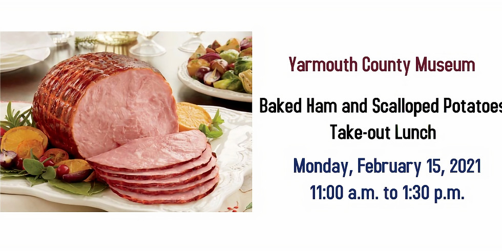 Baked Ham and Scalloped Potatoes  Take-Out Lunch