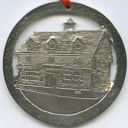 Pewter Ornament (Killam Brothers Office)