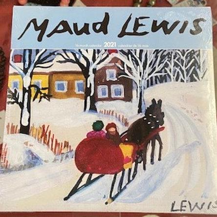 Maud Lewis Calendar