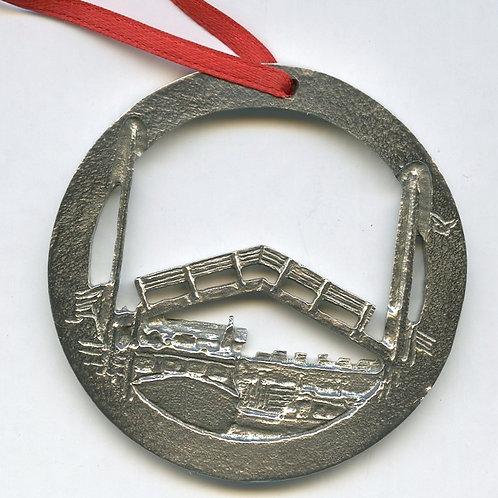 Pewter Ornament (Sandford Bridge)