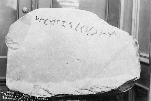 Yarmouth Runic Stone archival package