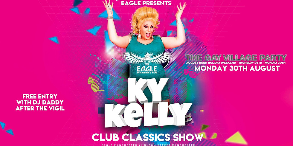 Club Classics Big Weekend Closing Party with KY Kelly!