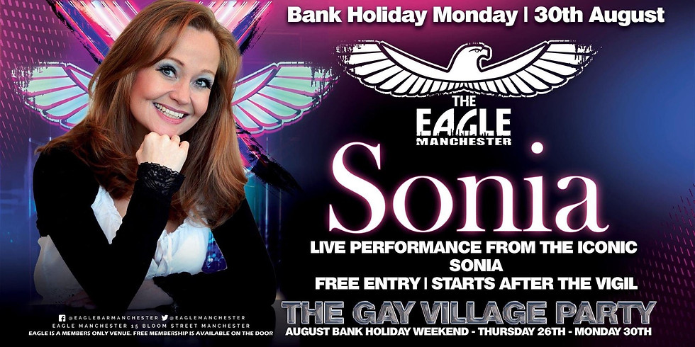Gay Village Big Weekend - Closing Party with LIVE entertainment