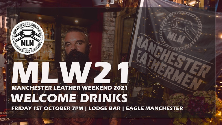 MLW21 - Welcome Drinks