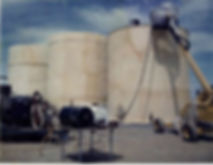 Industrial Storage Tank Foam Stockton, CA