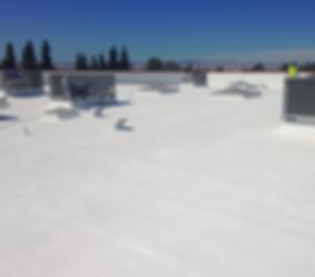 Foam & Silicone Roofing Stockton CA