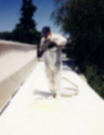 Spray Foam Roofing Contractor Modesto, CA