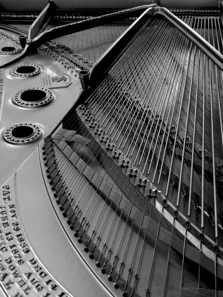 Piano Study 1