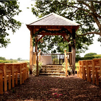 Woodland Wedding at The Coppleridge