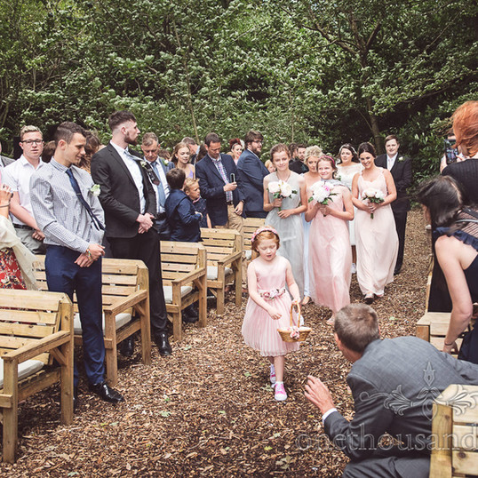 Walk Down the Aisle at The Coppleridge Inn